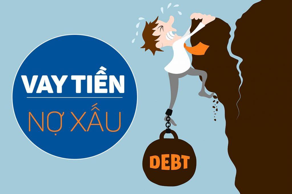 Đang bị nợ xấu có mua trả góp được không?1