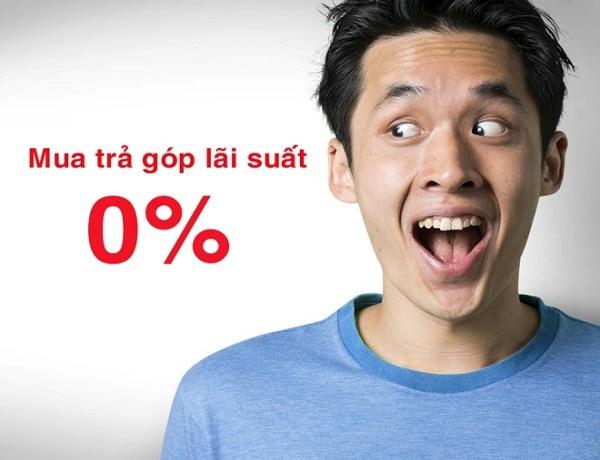 Thực hư: Mua hàng trả góp lãi suất 0% là gì? Ai là người được lợi?2